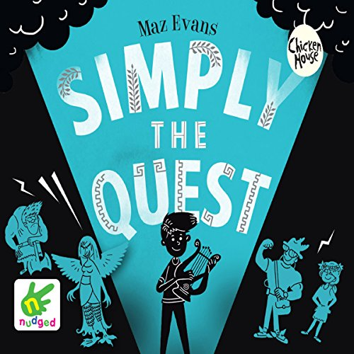 Simply the Quest     Who Let the Gods Out?, Book 2              By:                                                                                                                                 Maz Evans                               Narrated by:                                                                                                                                 Maz Evans                      Length: 6 hrs and 59 mins     3 ratings     Overall 4.7