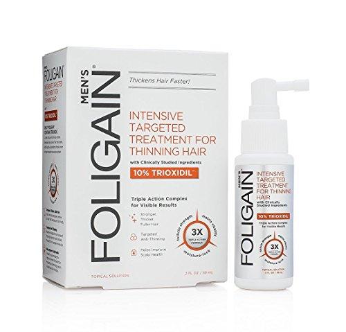 FOLIGAIN - Hair Regrowth Treatment für Männer mit 10% Trioxidil - 59 ml