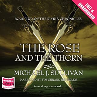 The Rose and the Thorn cover art