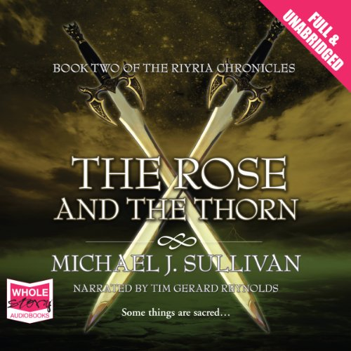 Couverture de The Rose and the Thorn