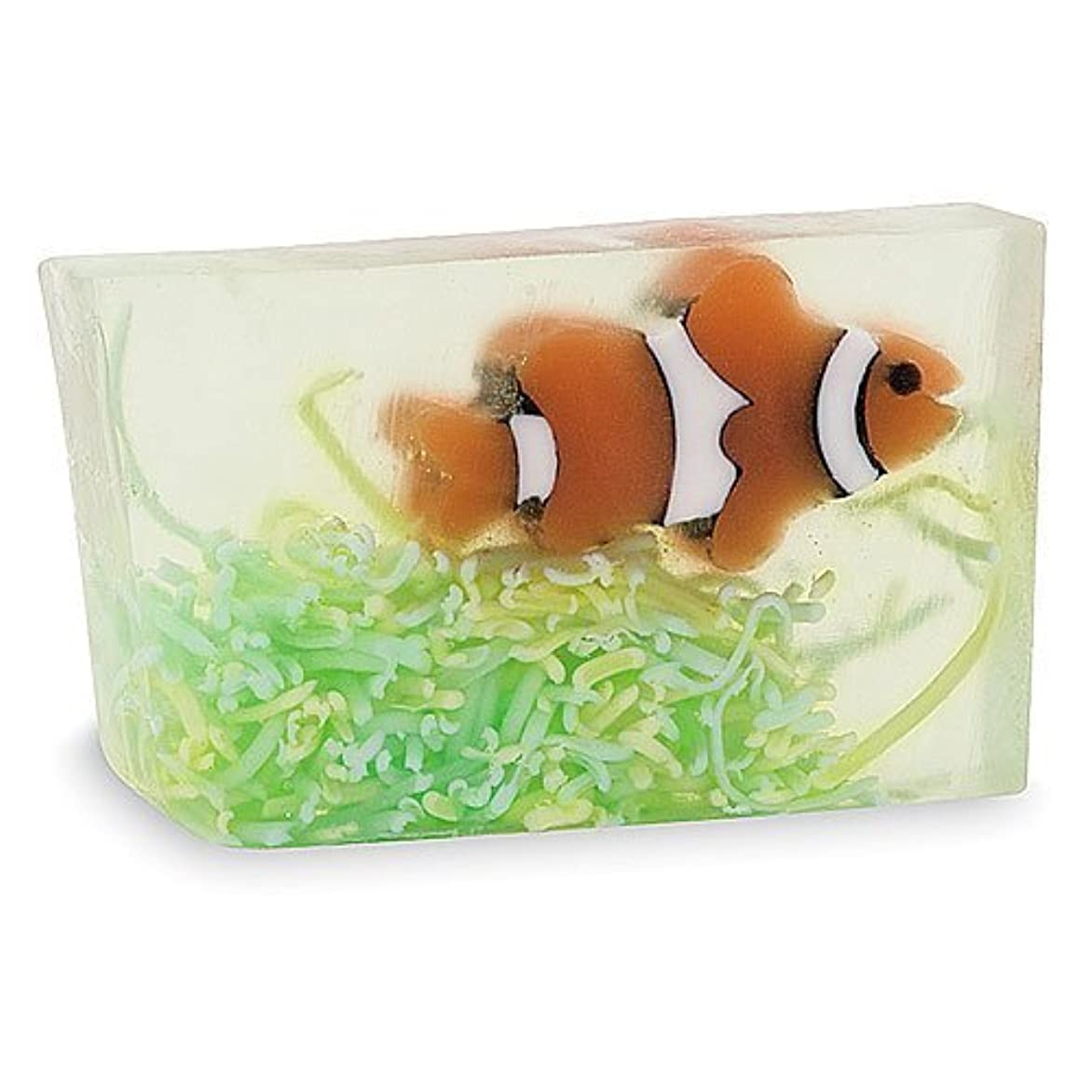 愛バケットびっくりするPrimal Elements SWCFISH Clownfish 5.8 oz. Bar Soap in Shrinkwrap