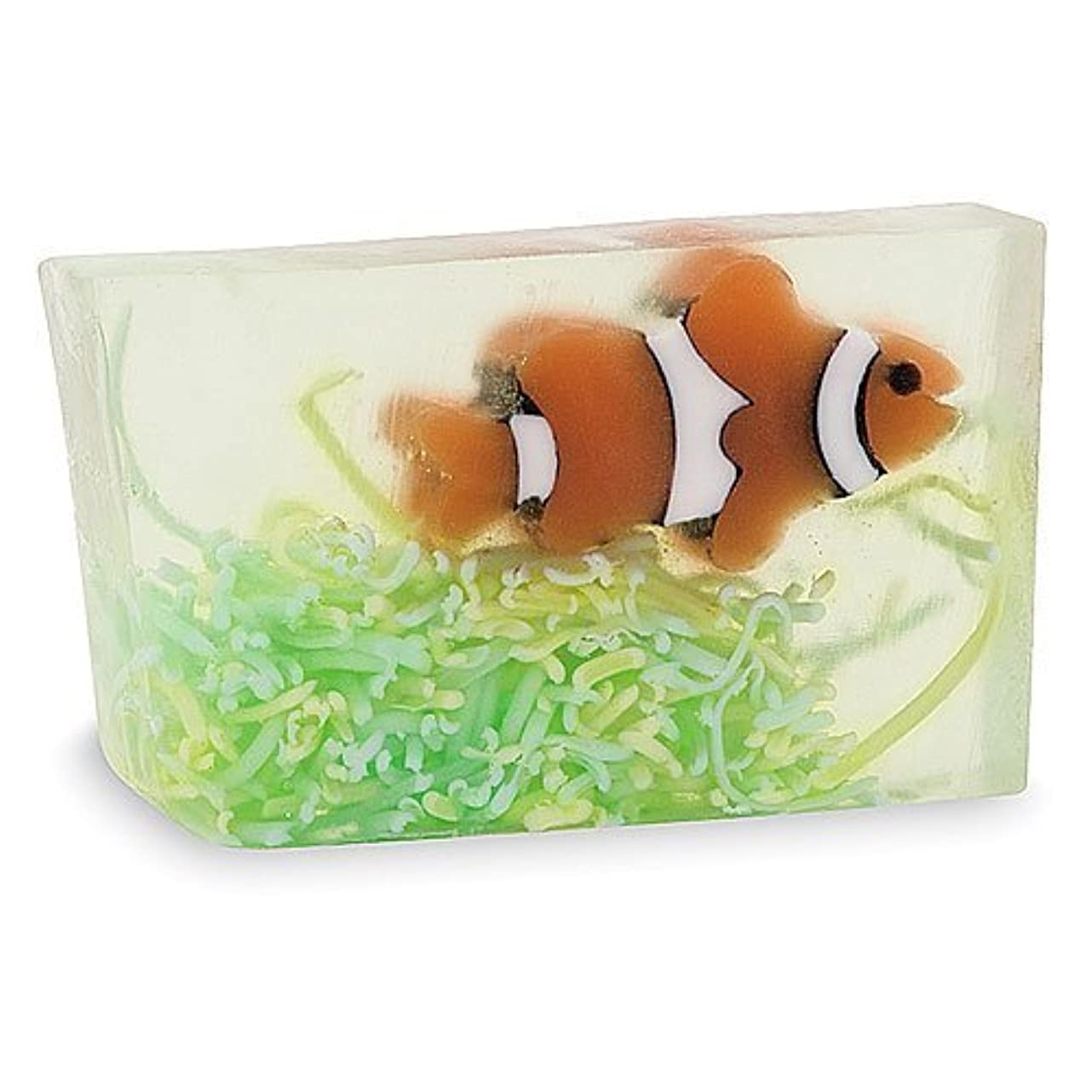 省略する委員会十代の若者たちPrimal Elements SWCFISH Clownfish 5.8 oz. Bar Soap in Shrinkwrap