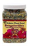 Nelson Plant Food For All Flowering Vines Bougainvillea Trumpet Wisteria Honeysuckles Indoor Outdoor Granular Fertilizer NutriStar 17-7-10 (2 lb)