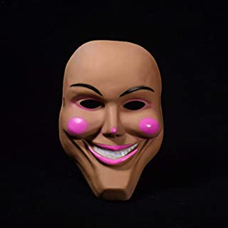 The Purge Mask God Cross Scary Halloween Masks Cosplay Party Prop, Scary Halloween Masks - Kiss Me Mask, Purge Dress, The Purge Mask Kiss Me, Purge Costume, Horror Mask