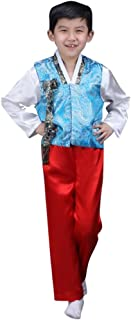 korean costume for boy