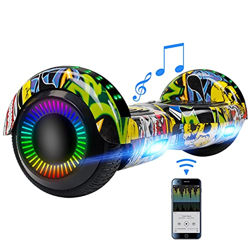 FLYING-ANT Hoverboard, 6.5 Inch Self...