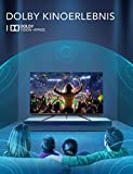 TCL 75C815 QLED-Fernseher (75 Zoll) Smart TV (4K Ultra HD, HDR 10+, Triple Tuner, Android TV, Dolby Vision Atmos, integrierte ONKYO Soundbar, 100Hz Motion Clarity, Google-Assistent & Alexa) - 6