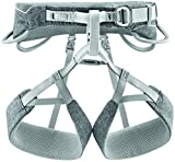 PETZL Sama Climbing Harness Gray XL