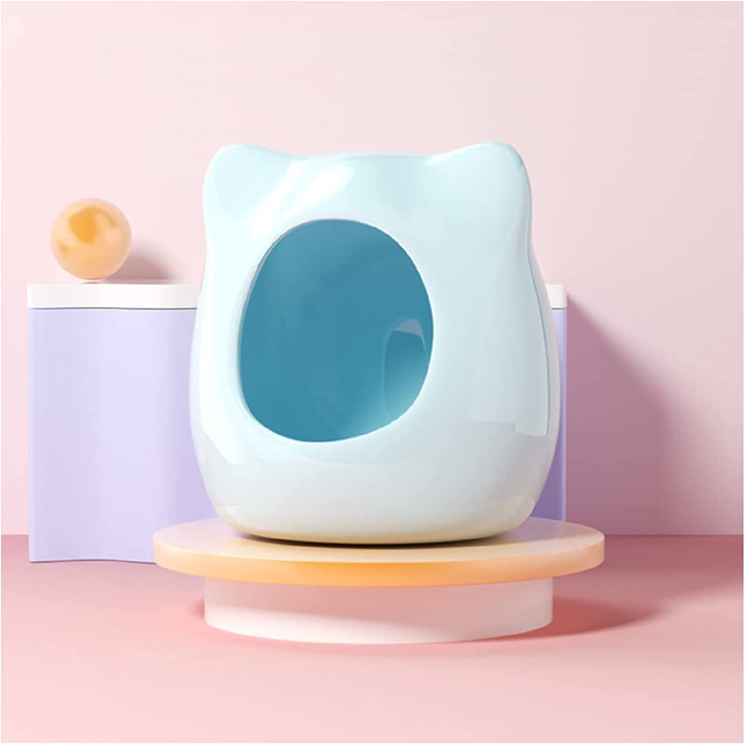Small Animal Ceramic House Ultra-Cheap Deals Hamster Place Hiding Super beauty product restock quality top Bedding Suitab