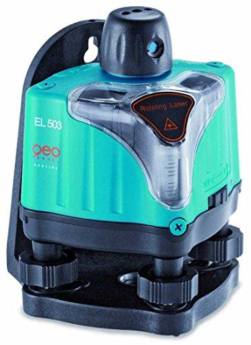 Geo Fennel Laser Baulaser Rotationslaser EL 503 Set