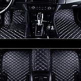 Estera del piso del coche para Mazda 3 2010 3 BK BL 2008 2006 para CX-7 6 2014 para CX-5 6 para GJ 2009 CX7 MX5 Accesorios Alfombras de alfombras Para autos SUV camión y camioneta ( Color : Color 3 )