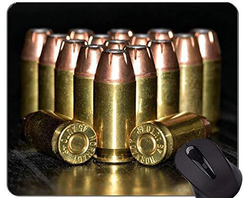Einzigartiges benutzerdefiniertes Mauspad-Mauspad, Gun Gale Online Bullets Gummi-Mauspad