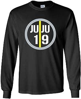 PROSPECT SHIRTS Long Sleeve Black Pittsburgh Juju Juju 19