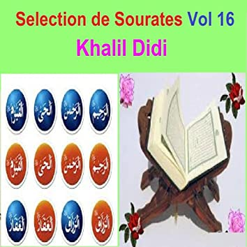 Selection de Sourates, Vol. 16 (Quran - Coran - Islam)