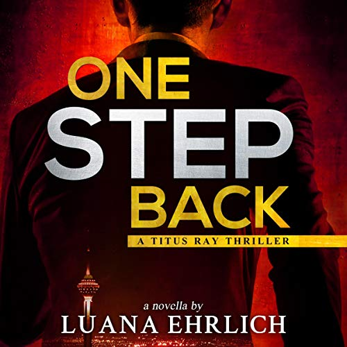 One Step Back audiobook cover art
