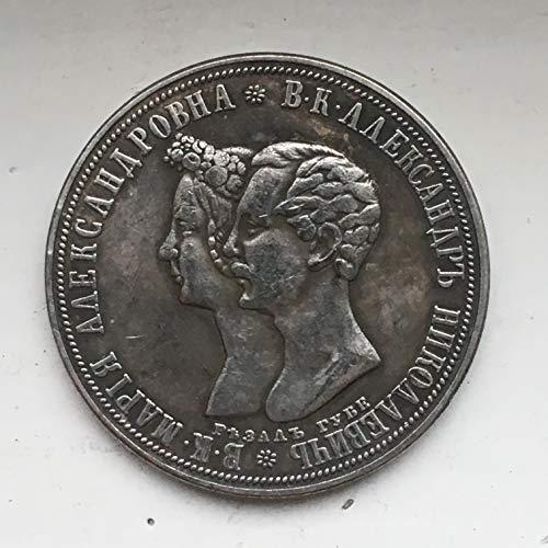Obeysas - Russische Münzen 1 Rubel 1841 35.5mm Kopie
