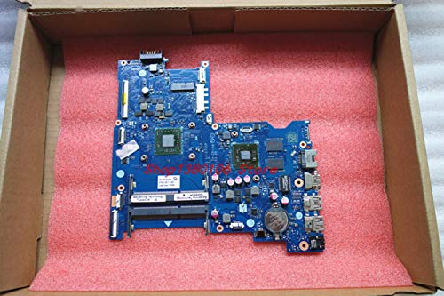 Miwaimao Laptop Motherboard Fit For HP Notebook 15-AF Series ABL51 LA-C781P 813971-501 with A8-7410 CPU HD 8600 2GB GPU
