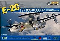 キネティック 1/48 航空自衛隊 E-2C ホークアイ w/NP2000 プラモデル KNE48014A