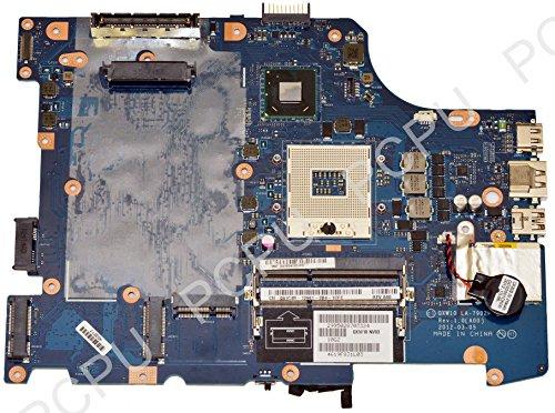 91C4N Dell Latitude E5530 Intel Laptop Motherboard s989