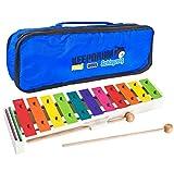 Sonor BWG Boomwhackers Kinder Glockenspiel
