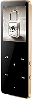 MP3 Music Player,1.8 Inch,HiFi/Portable/Walkman/Bluetooth/Touch Screen/Built-in Speaker, 16/8/4GB with Radio/FM/Record Gif...