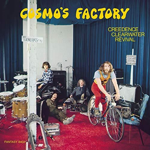 Cosmo's Factory (Ltd. Edt.1/2 Speed Master) [Vinyl LP]