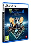 Monster Energy Supercross 4 - PS5 - PlayStation 4
