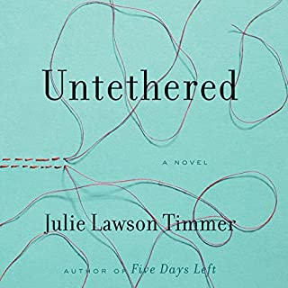 Untethered audiobook cover art