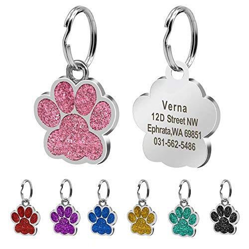 Beirui -   ID-Tags für Hunde
