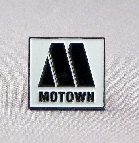 Anstecker, Metall, Emaille, Motown [Musiknoten]