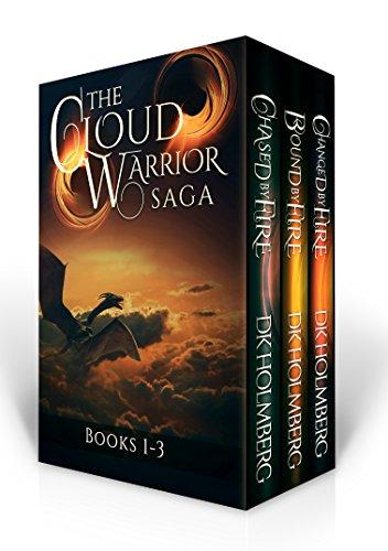 The Cloud Warrior Saga: Books 1-3 (The Cloud Warrior Saga Boxset Book 1) by [D.K. Holmberg]