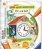 tiptoi® Uhr und Zeit (tiptoi® Mein Lern-Spiel-Abenteuer)