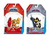 Skylanders Trap Master Krypt King and Wildfire Character Combo Set