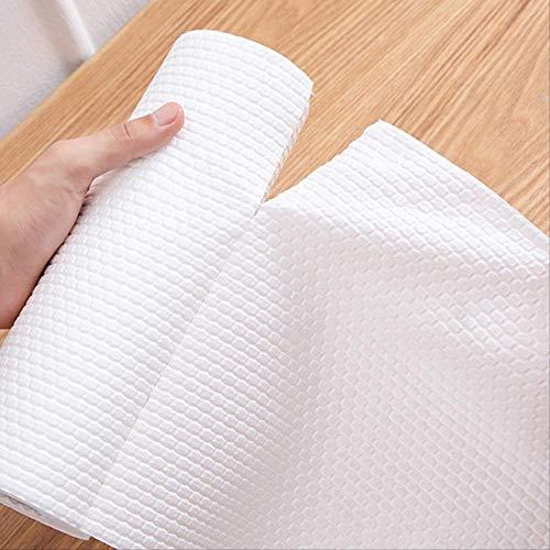 Wasbare doekjes voor natte en droge keuken Huishoudelijke wegwerp niet-geweven doek verdikking huishoudelijke taken 50 tabletten