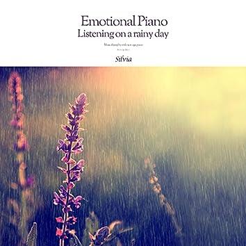 비 오는 날 듣는 감성 피아노 Emotional Piano Listening On A Rainy Day