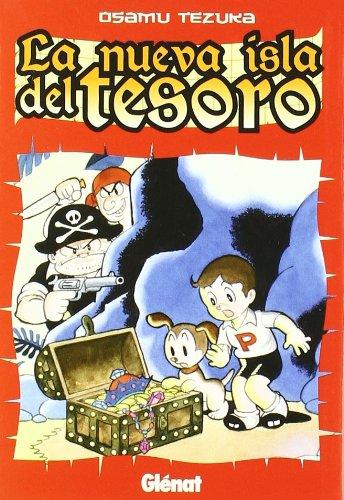 La nueva isla del tesoro 1 (Osamu Tezuka)