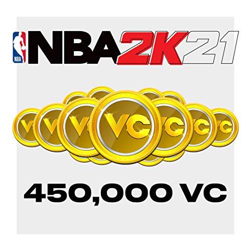 NBA 2K21: 450,000 VC - PS4 [Digital Code]