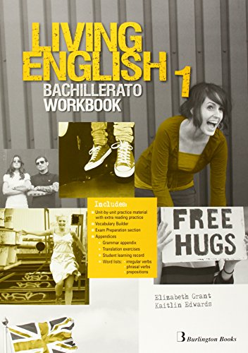 LIVING ENGLISH 1ºNB WB 14 BURIN41NB