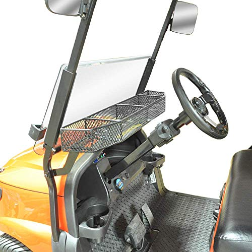 GTW EZGO TXT (96-up) Inner Storage Utility Basket Also fits S4, S6, L4, L6, TXT Redesign/Freedom Models