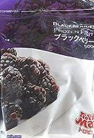アスク ブラックベリー 500g 冷凍 チリ産 トロピカルマリア