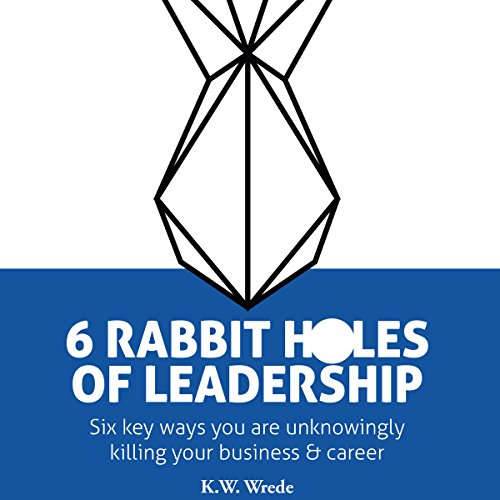 6 Rabbit Holes of Leadership audiobook cover art