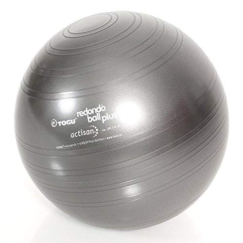 Togu Gymnastikball für Rücken- und Fitnesstraining Redondo Plus 38 cm Actisan