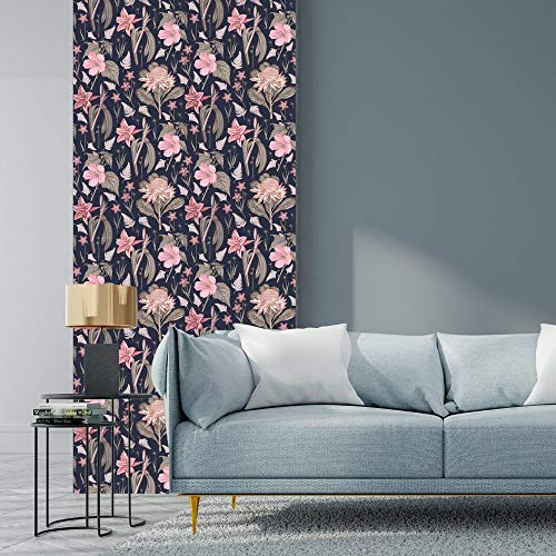 RA0209 - Lámina adhesiva para muebles y paredes, rollos de papel adhesivo de alta resolución con varios tamaños, para muebles, azulejos, mesas, armarios, cocinas