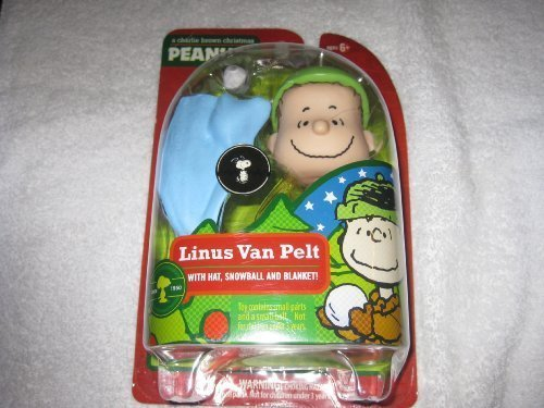 A Charilie Brown Christmas Linus Van Pelt Celebrating 60 Years by Peanuts