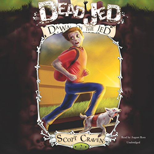 Dead Jed 2 audiobook cover art