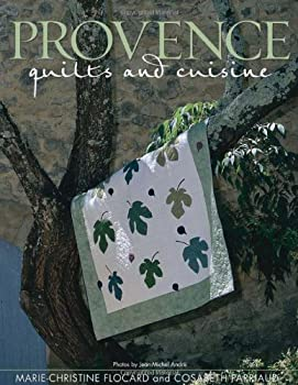 Paperback Provence Quilts and Cuisine Book