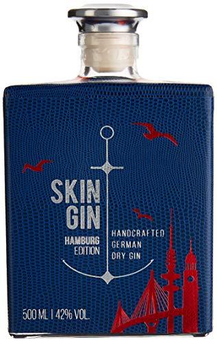 Skin Gin - Hamburg Edition Blue (1 x 0,5 l)
