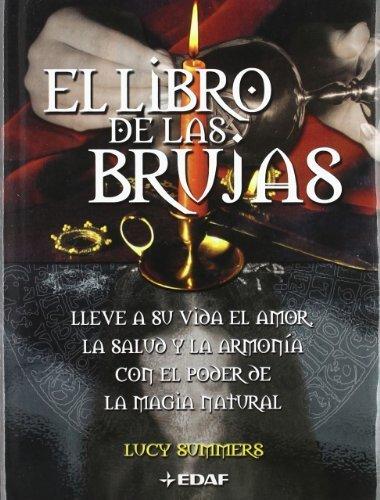 El Libro de Las Brujas by Lucy Summers(2002-10-01)