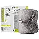 DevaCurl Deva-Towel Gray Microfiber, 1 Count