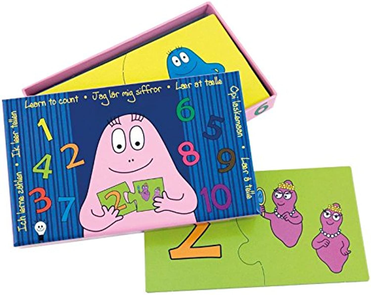 Barbo Toys Barbapapa Learn to Count